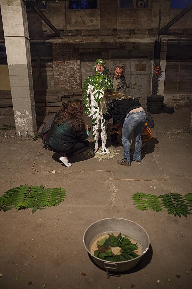 groene monnik van peter sloterdijk