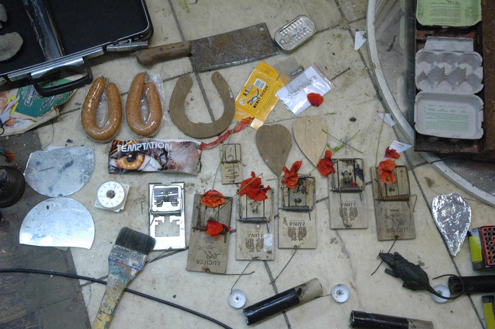 materialen en gereedschappen (voorbereiden)